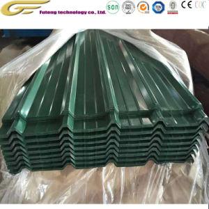 Lamiera di acciaio galvanizzata ricoperta colore d'acciaio del tetto del materiale da costruzione del metallo