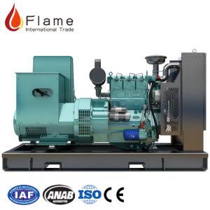 ISOのセリウムを持つWeichai Engineが動力を与える30kw/37kVA無声ディーゼル発電機