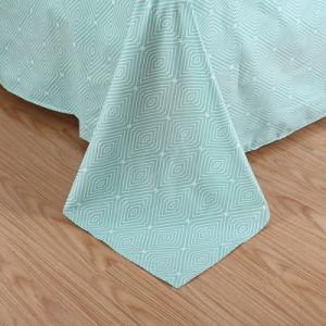 最も売れ行きの良い良質の敷布の羽毛布団カバー