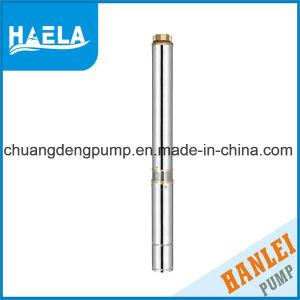 220V/50Hz AC 4 0,55 KW/0,75CV Pozo de la bomba eléctrica sumergible