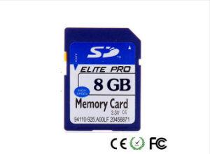 Volle codierte Karte der Ableiter-Karten-32GB