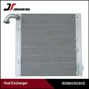 Doosan Dh150W-7를 위한 알루미늄 바와 격판덮개 기름 냉각기