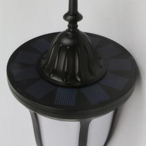 Warmer Garten-Solarwand-Licht des Farben-romantischer Atmosphären-Feiertags-LED