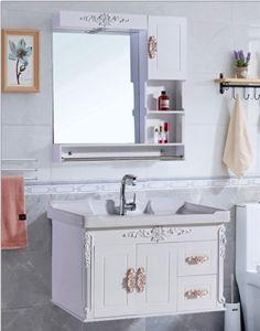 Badezimmer-Eitelkeiten - Oberseite wiederholte Badezimmer-Eitelkeiten von 2018
