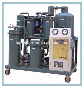 Зеленый отходов Система фильтрации масла в гидравлической системе