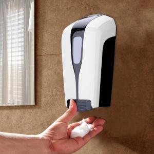 Matériel d'accessoires de salle de bains Hotel salle de bain de mousse de raccord de distributeur de savon liquide
