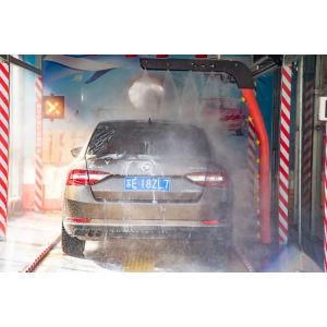 Touchless Lavagem Automática máquina industrial com máquina de lavar roupa