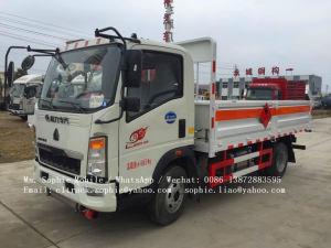 HOWO 3-5T DD pour la vente de camion léger petit Cargo Truck Camion à plat