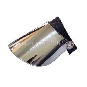 Boa qualidade de protecção UV em neoprene Sthength Cortina de material de PC com tampa de lente Swingable cor dupla.