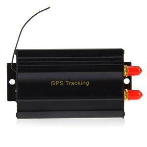 Los CT103b coche sistema GPS Tracker con GPS y GSM doble en tiempo real la ubicación, el Mando a distancia del vehículo antirrobo GPS Tracker103b No Box