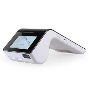 Doppelbildschirm androider des Positions-4G Terminalleser barcode-Scanner-NFC mit SIM Karte