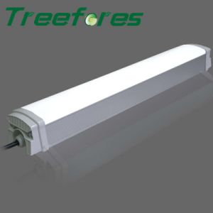 Depósito lineal de la fábrica de 8 pies de la Bahía de colgantes de alta luz LED 100W 2400mm