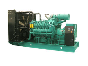 Honnyのディーゼル無声720kw/900kVA発電機セット