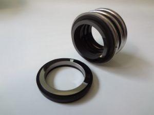 Mg1/45mm-z (MG1-45Z/G6) vervang Mechanische Verbindingen van de Blaasbalg van Burgmann van de Adelaar de Rubber voor Grootte 45mm van de Schacht Pompen - Sic/Sic/Viton (G6 de zetel van de O-ring)