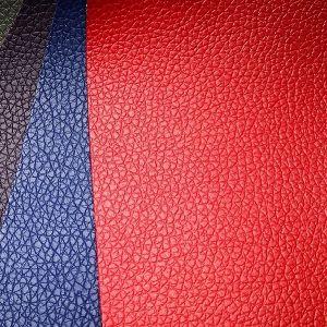 El PVC Cuero artificial para el sofá, asientos de automóviles, muebles, sillas, decoración, Flame-Retardant