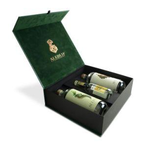 Beleza high-end personalizado Dom Dobrado Caixa rígida cosméticos da caixa de papelão da caixa de Chocolate Caixa de Vinho Caixa de velas na caixa de embalagem de perfume recolhível jóias Caixa de papel