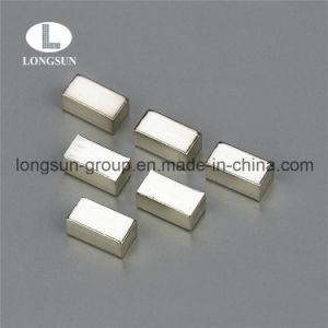 Rivet de la qualité de soudure le soudobrasage au tungstène Contact Silver pour le relais du contacteur thermostatique
