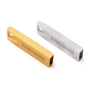 Memoria USB de metal personalizados Regalos de empresa creatividad personalizada Pendrive USB Flash Drive