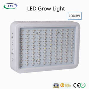 3W*100PCS l'alloggiamento di plastica LED si sviluppa chiaro per le illuminazione della pianta d'appartamento