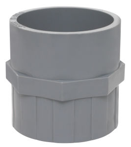 Le plastique de PVC joint DIN convenable Pn10 normal