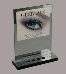 Pop up de l'acrylique Bijoux Bijoux Lunettes de magasin de détail Affichage des cosmétiques en plastique