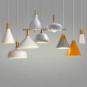 Guzhenの供給の現代照明アルミニウム木のペンダント灯
