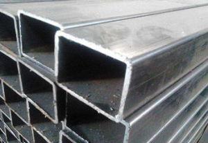 El chino famoso Sanju 40x40 mm de acero Estructura de acero tubo cuadrado de ms