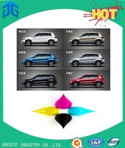 自動車再仕上げのためのAGのブランドのスプレー式塗料