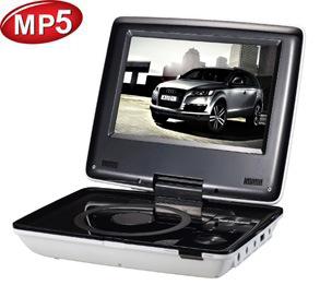 de Draagbare Speler DVD van het 7 duimScherm met TV/Game/SD/USB/MP5 (DA-777)