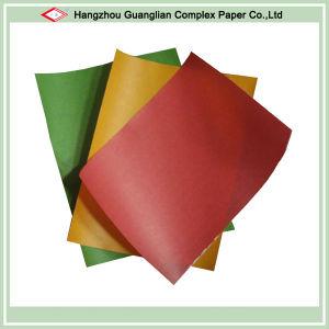Cor de qualidade alimentar papel impermeável