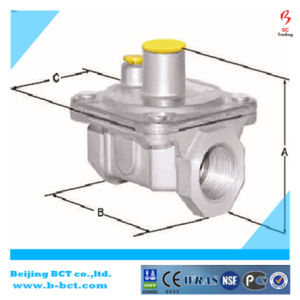 Регулятор давления газа, Газовый клапан, алюминиевый корпус газовый клапан