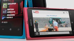 Origineel voor Nokie Lumia 800 Slimme Mobiele Telefoon