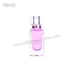 30ml Sexy élégant flacon de parfum en verre en forme pour les cosmétiques à l'emballage