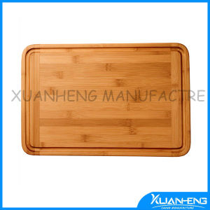 Tablero de corte de bambú vegetal Jh-K003