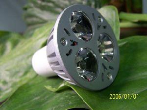 GU10 3X1W LED helles AC85-265V (GU10-5)