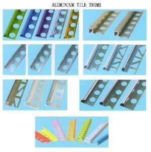 Équilibre en aluminium de tuile