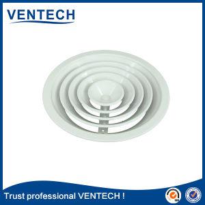 HVACの空気換気のアルミニウム円形の供給の空気天井の拡散器