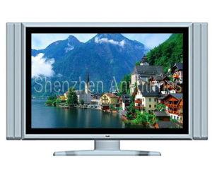 Ba37  HDTV, LCDTV 의 Carrier (캘리포니아 5001)의 텔레비젼 (AYT-37HDTV)를 광고하는 LCD 감시자
