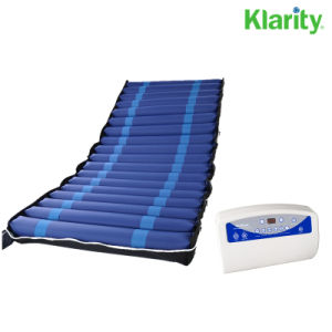 Prevenir las úlceras por presión alterna cama colchón de aire