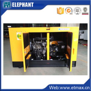 12kw 15kVA Trifásico Yangdong Janelas Insonorizadas geradores diesel