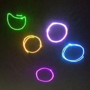 RGBのフルカラー2W段階小型DJレーザーDMX