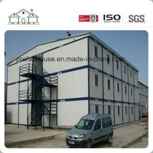 Chambre standard des conteneurs pour le travail et les travailleurs et le Bureau d'hébergement