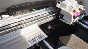Neuer Zustands-automatischer Digital-automatischer Nahrungsmitteldrucker