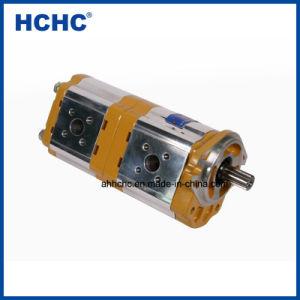 Fabricante China hidráulica de doble bomba de engranajes doble Cbtlax