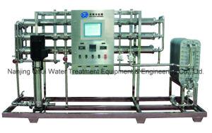 Strumentazione automatica piena di trattamento delle acque del RO della fase 3000L uno + unità di EDI