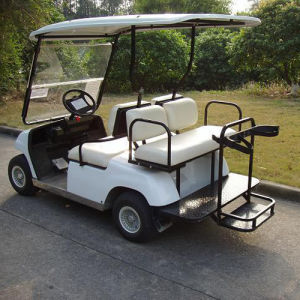 販売のための4 Seatersのゴルフ車