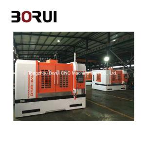 Centro di lavorazione verticale di CNC di Vmc850 Cina con il binario di guida lineare