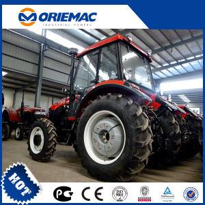 トラクターの値段表90HP Lutong Lt904の農場トラクター