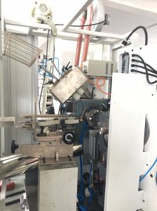 기계 인쇄 만드는 플라스틱 처분할 수 있는 컵