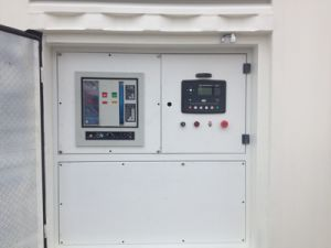 1000 Ква (800 квт) контейнерных Cummins генератор для продажи с маркировкой CE (GDC1000)